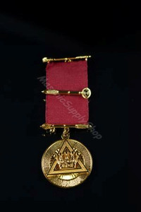 Royal Arch Past Z  Breast Jewel