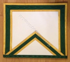 Canadian Allied Masonic Degrees Sovereign Masters Apron