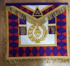 Royal Arch Grand Chapter Apron East