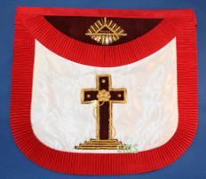 Scottish Rite 18th Degree Apron  Rose croix  -2
