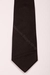 Masonic Black Tie