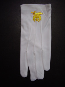 Shrine Dress Gloves