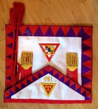 Royal Arch High Priest Apron-3