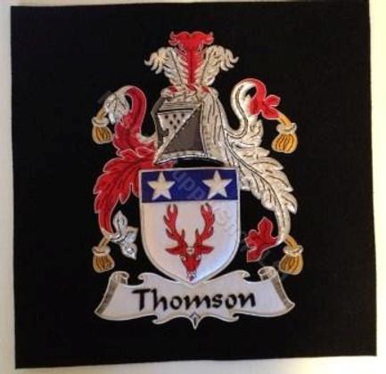custom embroidered badges
