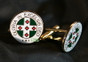 Cufflinks Royal Order of Scotland