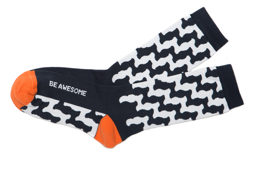 Be Awesome Women's Socks