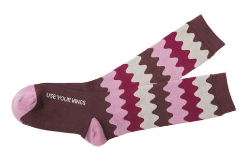 Use Your Wings Women's Socks