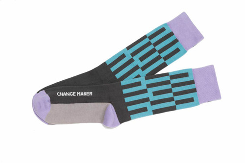 Change Maker Men's Socks