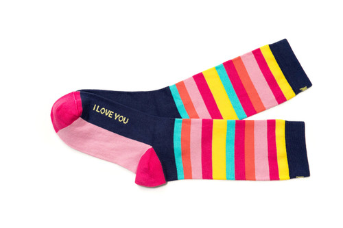 I Love You Women's Socks