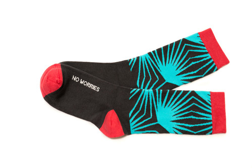 No Worries Women's Socks