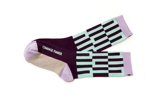 Change Maker Women's Socks