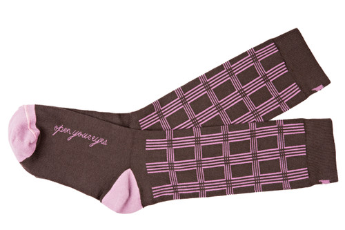 Open Your Eyes Women's Socks