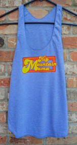 Hip Mountain Mama Tank (Blue) *S  Only*