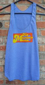 Hip Mountain Mama Tank (Blue)