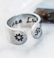 Radiate Love Ring