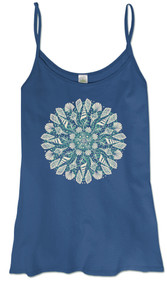 Shell Mandala Tank (1 L Left)