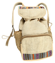Journey Hemp Backpack