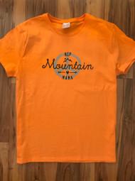 Hip Mountain Mama Orange Tee