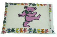 Dancing Bear Grateful Dead Pillow Case