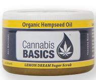 Lemon Dream Hemp Sugar Scrub