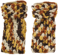 Retro Crochet Hand Warmers
