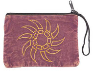 Here Comes the Sun Wristlet