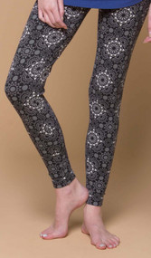 Organic Dark Star Leggings