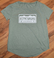 Hip Mtn Mama Colorado Tee