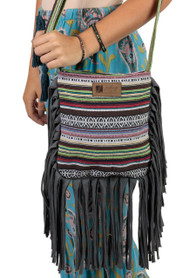 Wild Child Fringe Purse