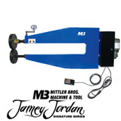 "4"" High Throat Standard Bead Roller w/ Adjustable Shaft 36"""
