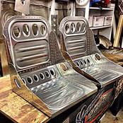Bomber Seat #7