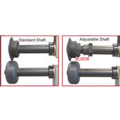 """36"""" Adjustable Upper Shaft (Shaft Only)"""