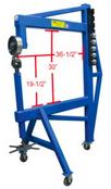 Floor Model English Wheel