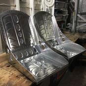 Bomber Seat # 10
