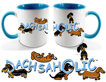 Dacshaholic Coffee Mug