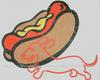 Retro Wiener Dachshund T-Shirt