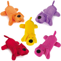 Neon Weenies Dog Toy