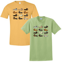 Dachshund Stampede T-Shirt