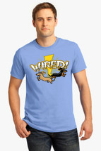 Wired Dachshund T-Shirt