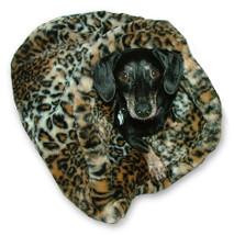 Dachshund Minky Snuggle Bag Jaguar