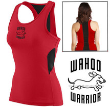 Dachshund Wahoo Warrior Inspiration Fitness Tank