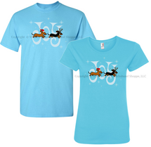 Dachshund Christmas Shirt Holiday T-Shirt Joy