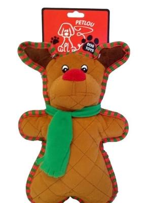Bite Me Reindeer Dog Toy