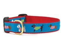 Dachshunds Dog Collar and Leash