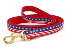 Stars and Stripes Dog Leash