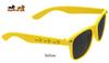 Dachshund Sunglasses Yellow