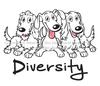 Dachshund Diversity Sweatshirt