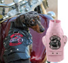 Dachshund Jacket Biker Dawg Dog Motorcycle Jacket Harness