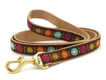 Bella Floral Dog Leash