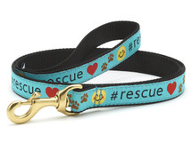 #rescue dog leash